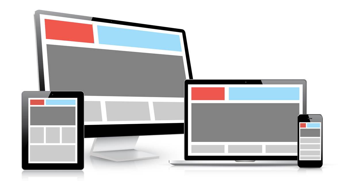 Ny hjemmeside udviklet i responsive web design - (Mobilvenligt)