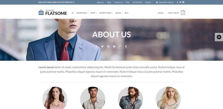webshop-eksempel-1-om-os-side