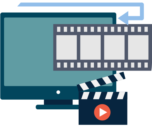 video marketing - videoredigering